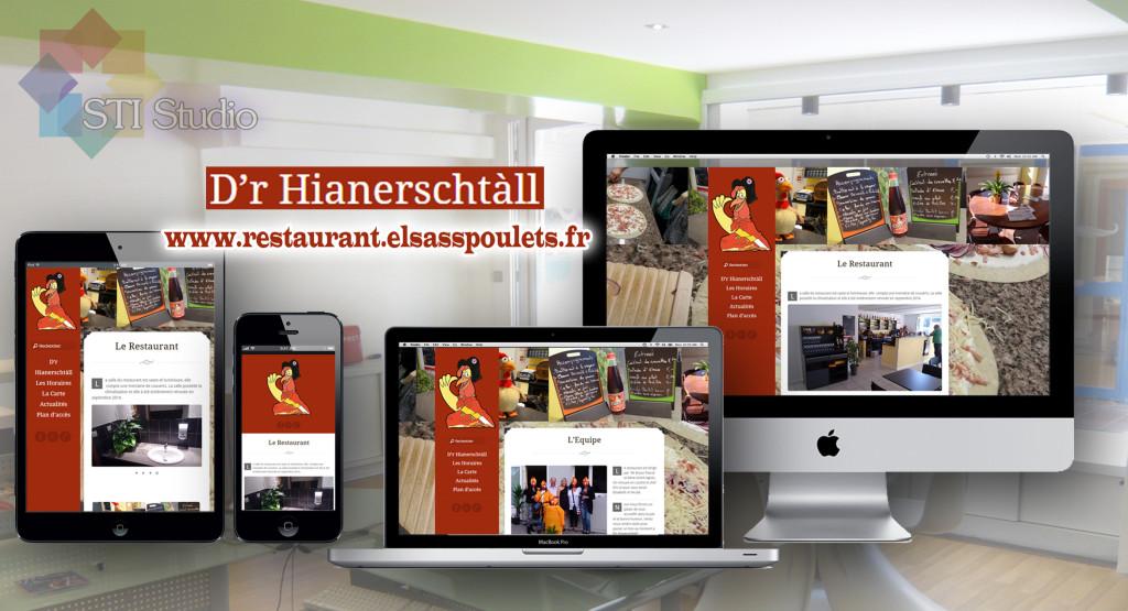 site internet d'r hianerschtall